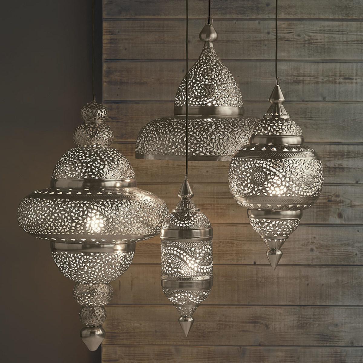 Moroccan bedroom Decor lamps