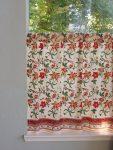 Tropical Garden Café Curtain