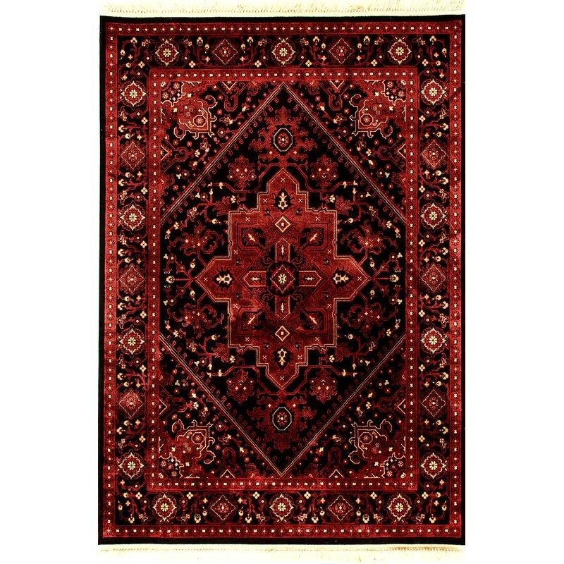 rustic rug ~ rustic bedroom ~ fall bedroom