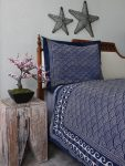 Pacific Blue Duvet