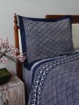 Pacific Blue Pillow Sham