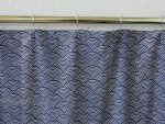 Pacific Blue Shower Curtain (detail)