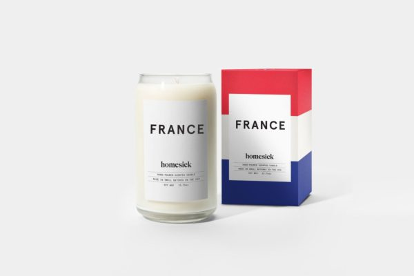 A French candle for French country style