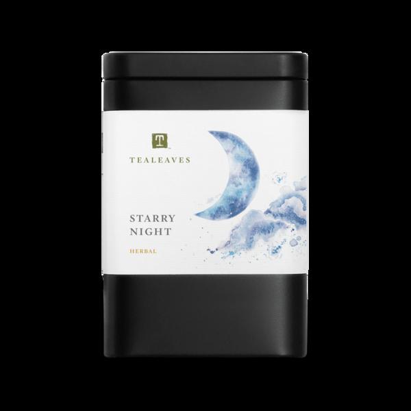 tealeaves starry night herbal tea