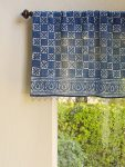 Starry Nights Beaded Valance