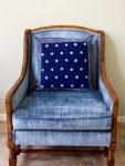 Starry Nights (cp) Throw Pillow