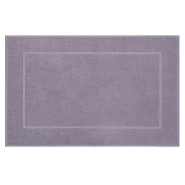 lilac color bath mat