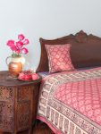 India Rose Duvet Cover