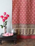 India Rose Shower Curtain