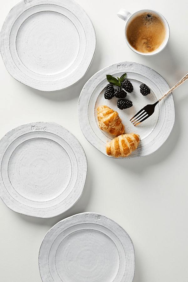 Glenna Side Plates, Set of 4