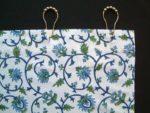 Moonlit Taj Shower Curtain detail