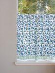 Moonlit Taj Kitchen Curtain