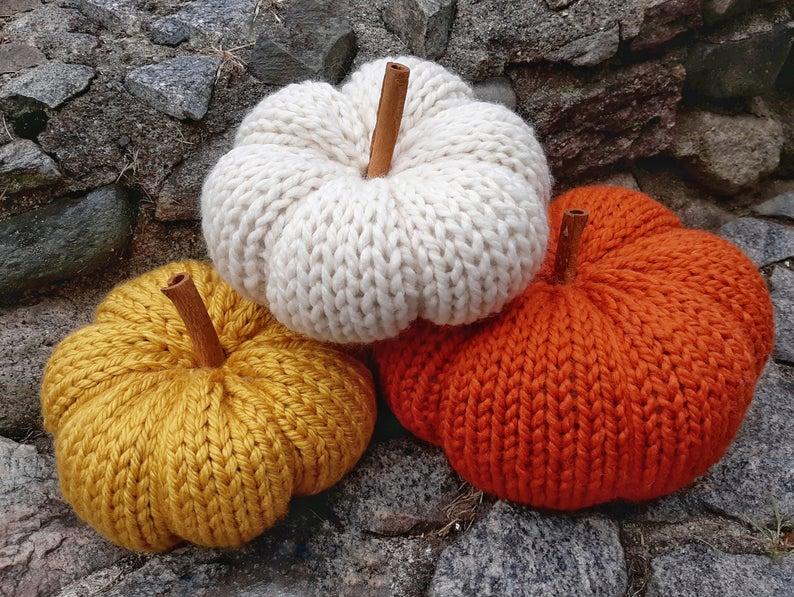 Autumn Decorations - Rustic Holiday Decor