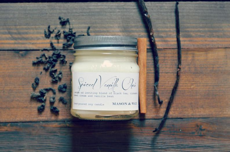 Spiced Vanilla Chai