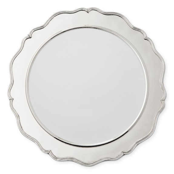 Autumn Vine Charger Plate