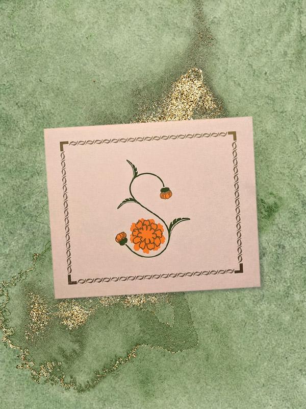 buy Saffron Marigold Gift Cards