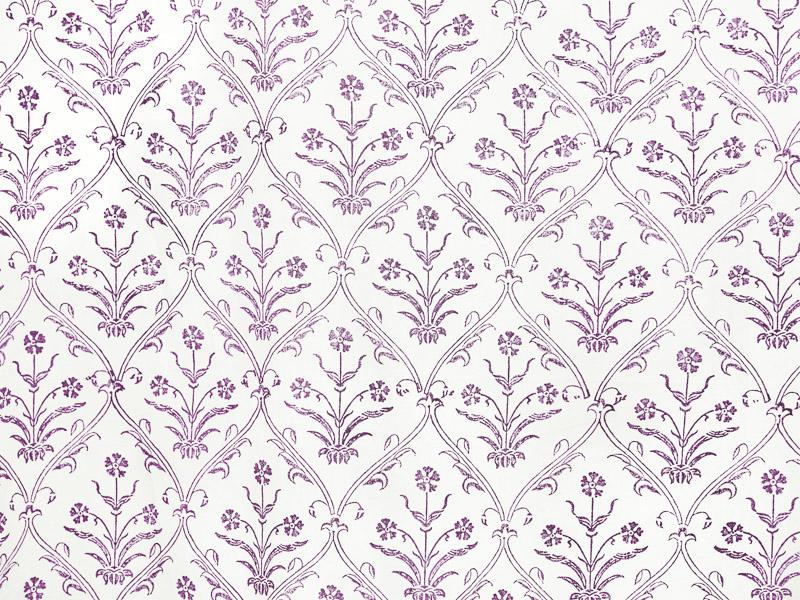 Purple Floral Bedding, Curtains & Table Linens