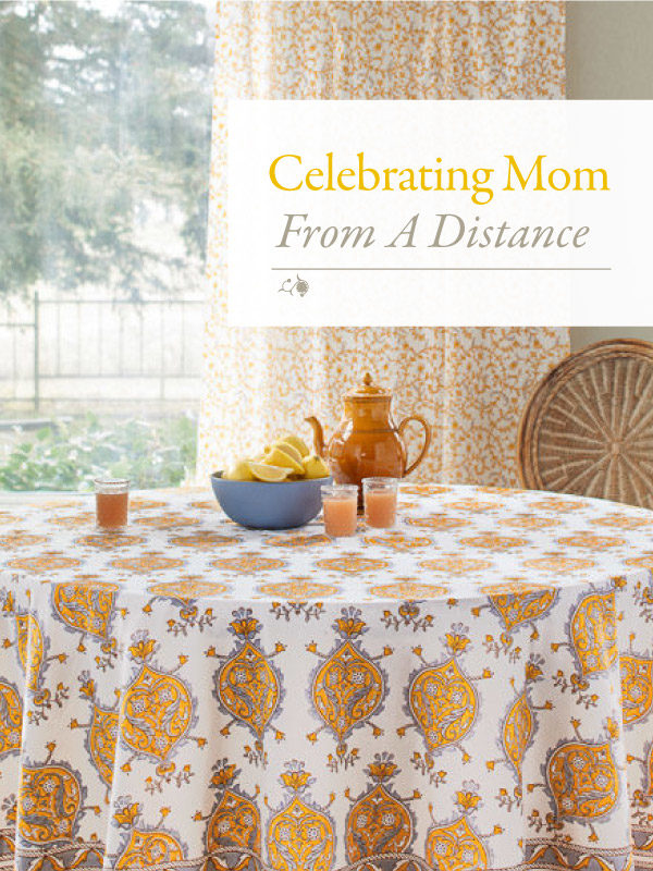 Mothers Day Ideas. Celebrating during COVID19 from a distance