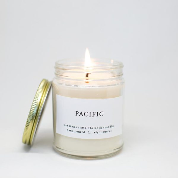 Pacific candle