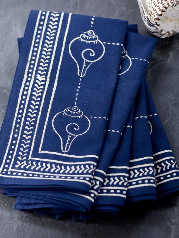blue cloth napkins navy napkins