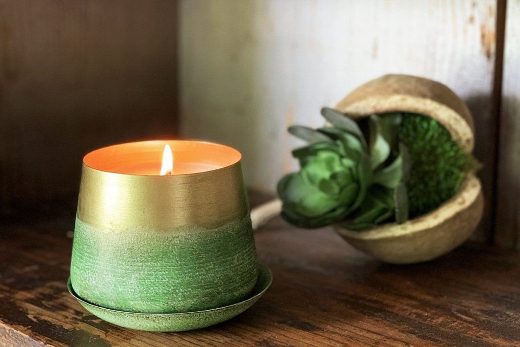 Artisanal candles are a no-fail gift for the home