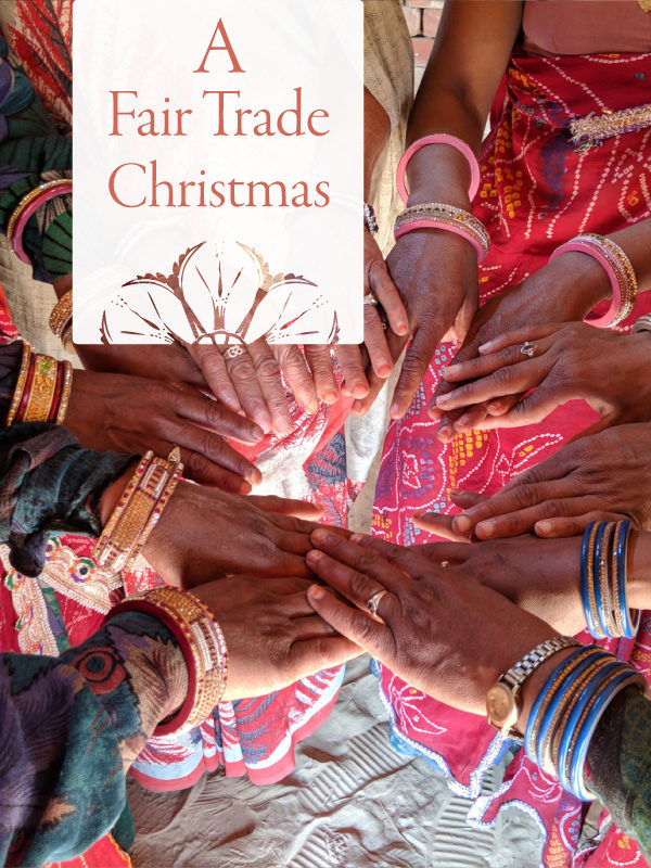 fair trade gifts for Christmas