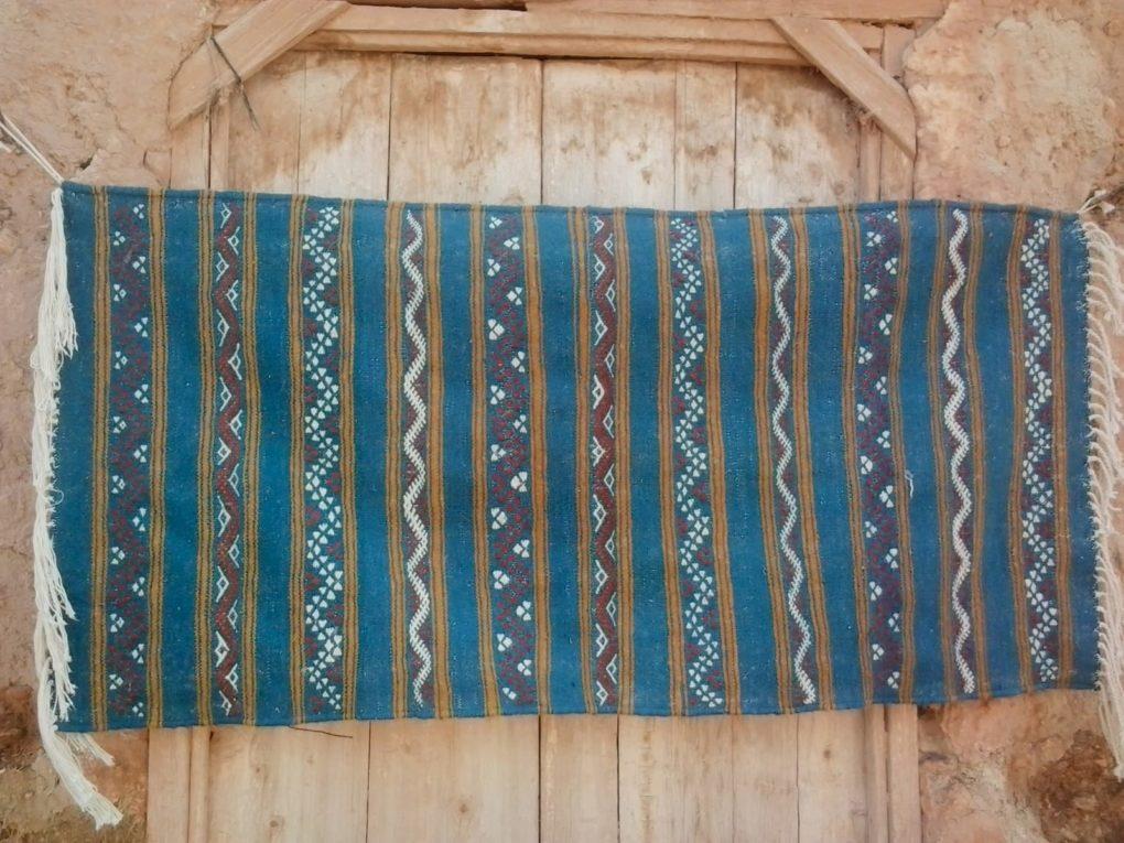 Moroccan decor, fair trade Moroccan rug, handmade