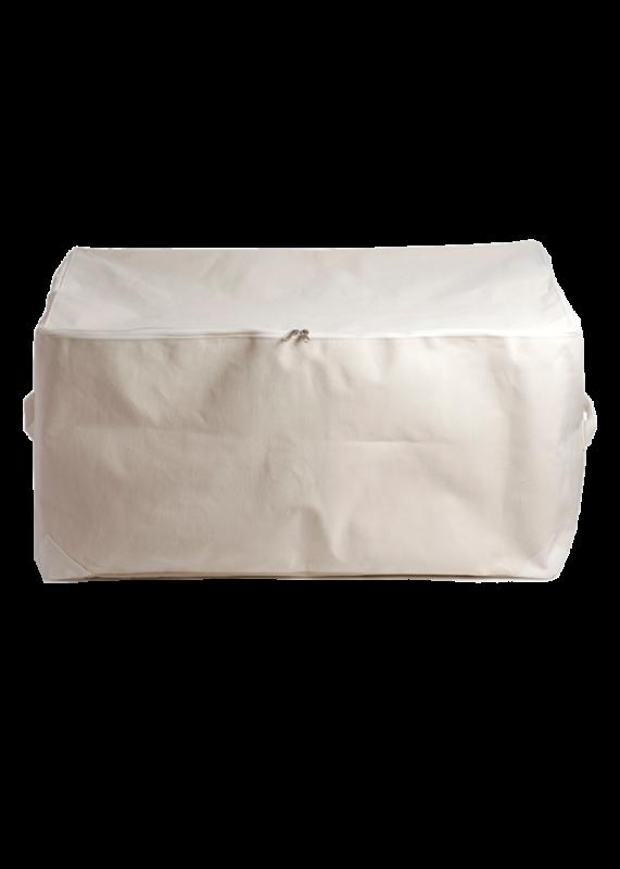 canvas extra large linen storage bag