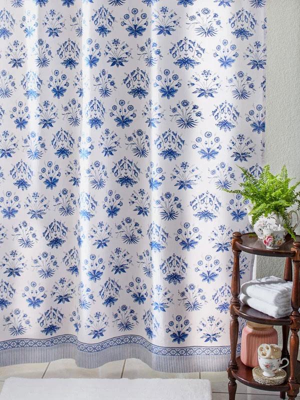 English Gardens ~ Shower Curtain