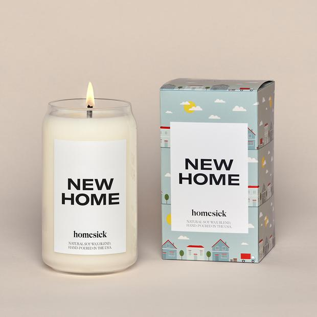 new home candle from homesick candle company