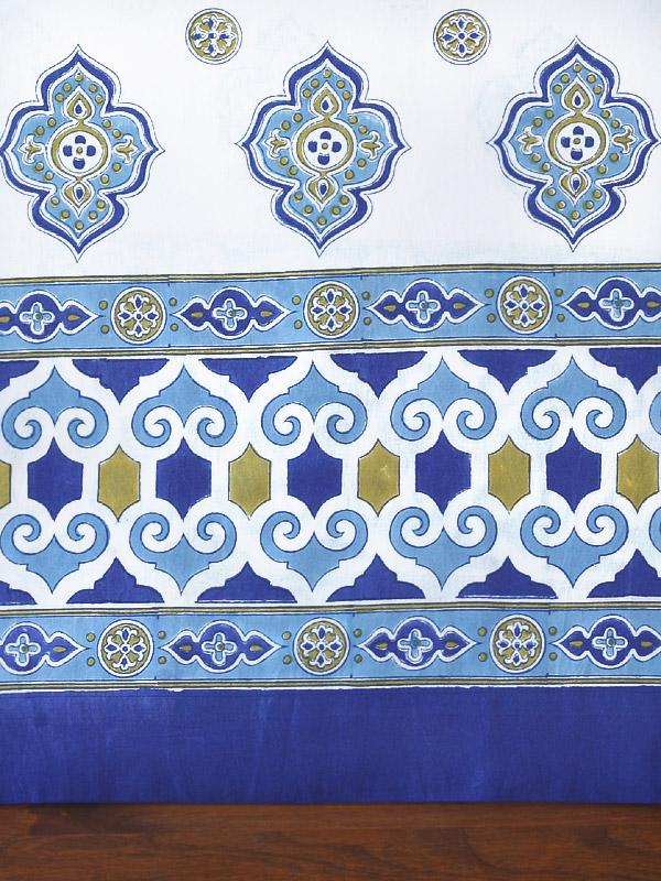 White And Blue Shower Curtains Moroccan Shower Curtains