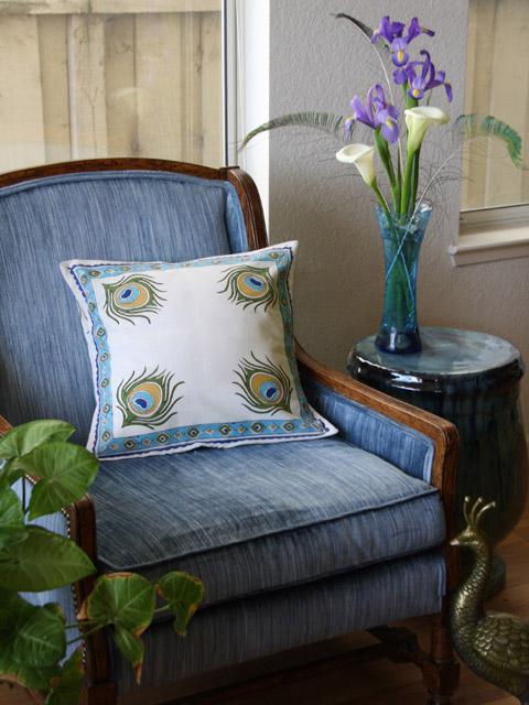 Peacock Inspired Living Rooms 2018 Update Saffron Marigold