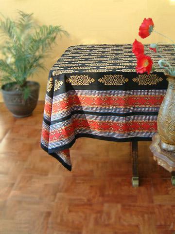 Black Tablecloth Party Tablecloth Designer Tablecloth Tablecloth