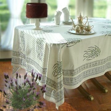 Lavender Dreams ~ French Provence Tablecloth