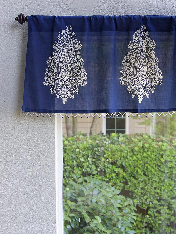 panel navybluesolidcoloredtierkitchen sizes treatment window navy tier view valance kitchen color drop curtain two solid length in cafecurtainsandvalances several blue quick custom set