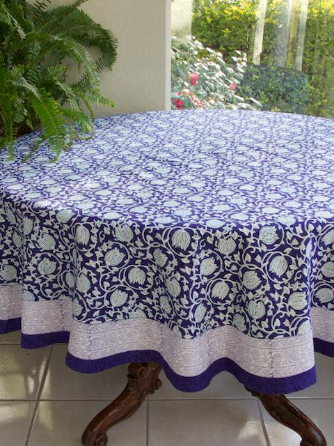 Unique Fine Luxury Cotton Party Banquet India Dining Table Linen