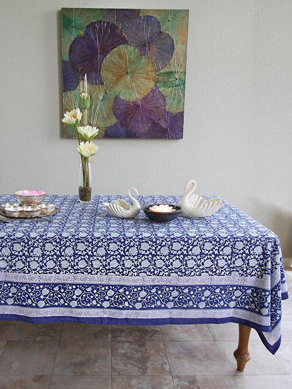 indian table cloths  country tablecloth  block print tablecloth  tablecloth table  cotton tablecloth