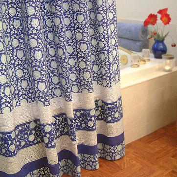 Bathroom Shower Curtains, Designer Shower Curtains