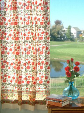 Country curtain catalog - DecorLinen.com.