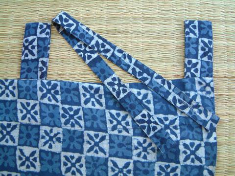 Curtains Ideas batik curtain panels : Blue Batik Contemporary Tab Top Sheer Cotton Curtain Panel