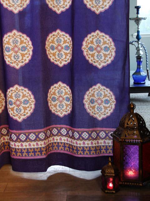 moroccan window panels arabians curtain designs navy blue moroccan