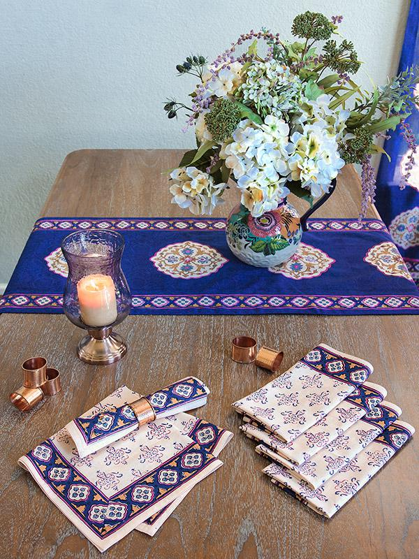 Moroccan Napkins Fancy Napkins Dinner Napkins Vintage
