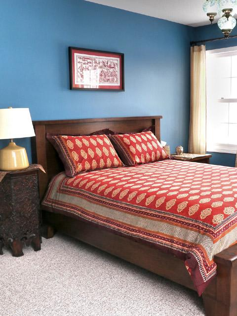Exotic Decorative Unique Colorful Tropical Bedspreads