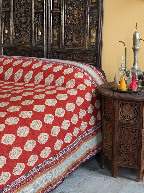 Moroccan King Bedspread India Inspired King Bedspread