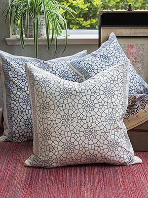 Colorful Decorative Bedding Euro European Pillow Sham